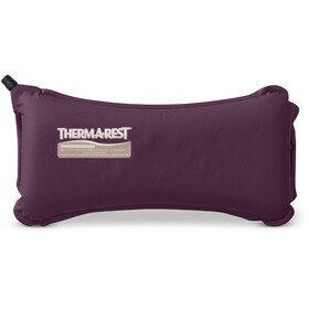 Therm-a-Rest Lumbar Almohada, eggplant